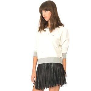 n:Philanthropy Reverse Wash Sweatshirt